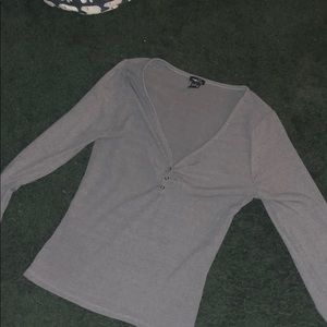 Grey Rue 21 Women's long sleeve